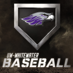 University of Wisconsin-Whitewater Baseball Logo